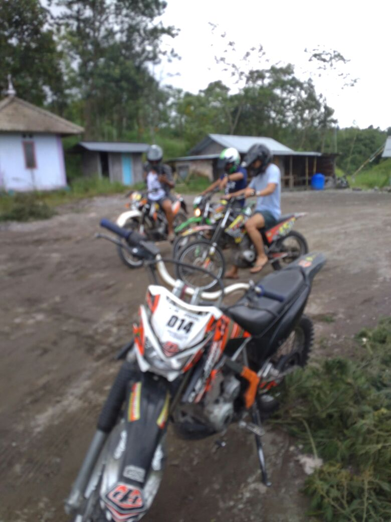 Trail Lava Tour Merapi (2)